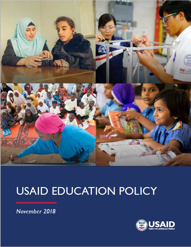 2018 USAID Education Policy