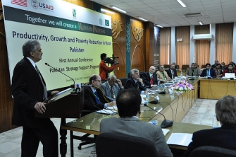 Today USAID inaugurated a two-day annual conference to review a range of policy issues to reduce rural poverty in Pakistan.