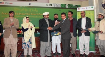 The ADE program is one of the two teacher education programs in Pakistan that have been developed by USAID and getting support f