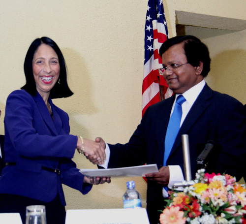 USAID signs MoU with Bar Association of Sri Lanka