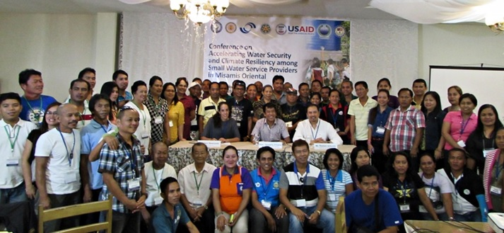U.S. Government Supports Improving Water Supply Services in Misamis Oriental Province