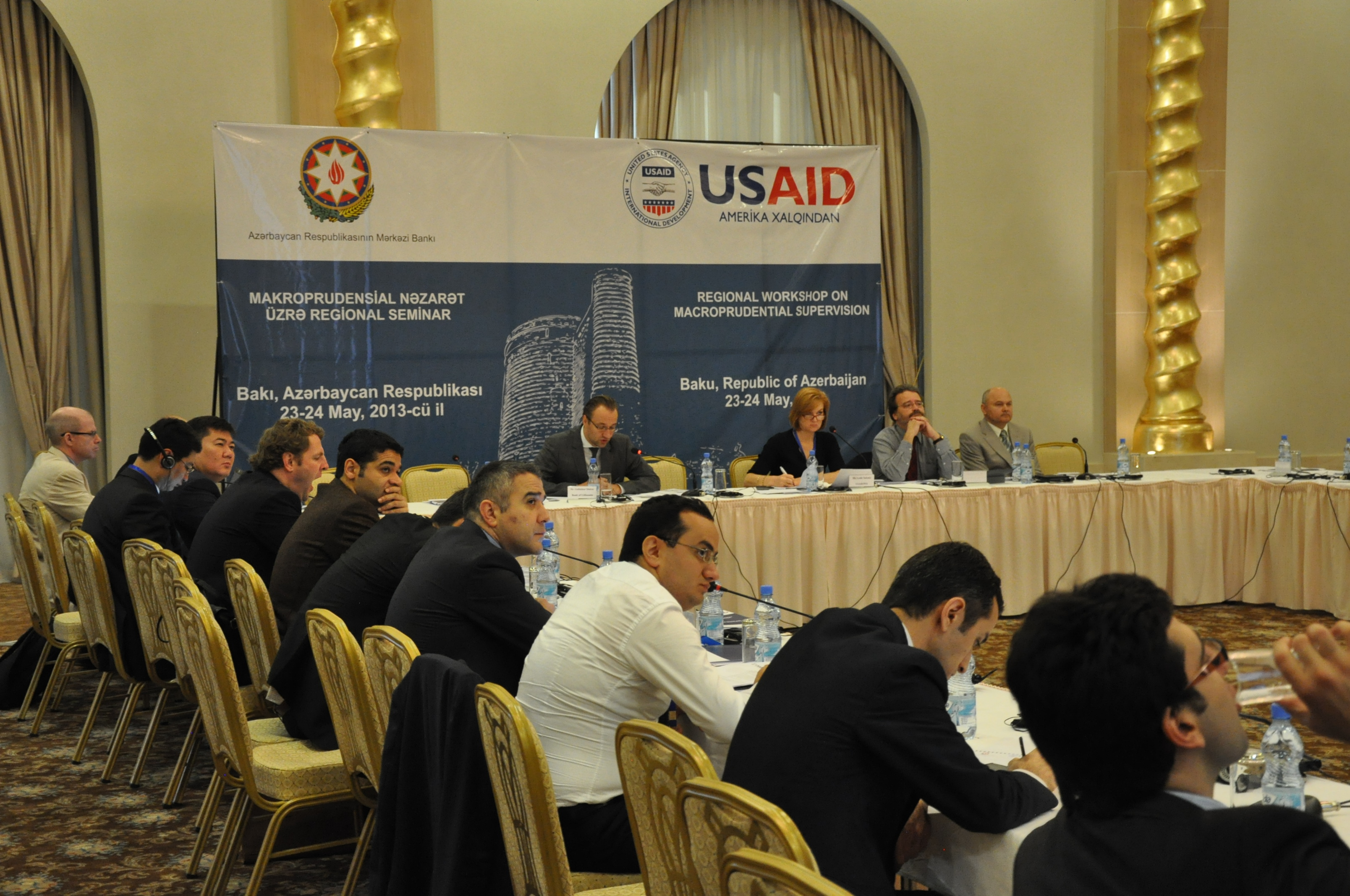 USAID and Central Bank Address Financial and Banking Sector Stability