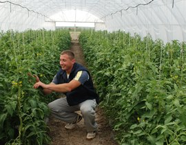 Horticulture Incubator Program Creates Jobs For Youth