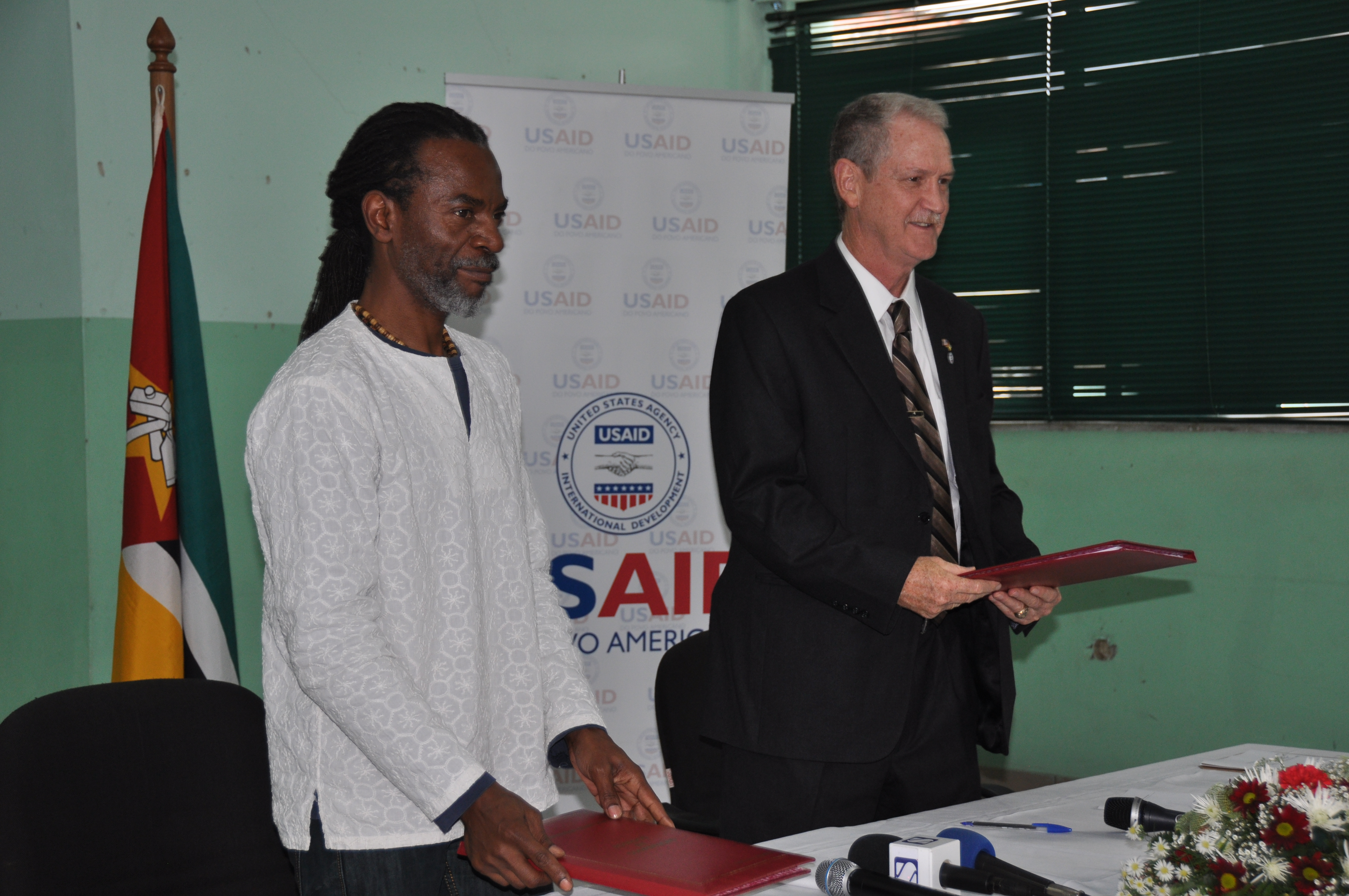 USAID collaborates with the Faculty of Arts and Communication for the strengthening of Media in Mozambique