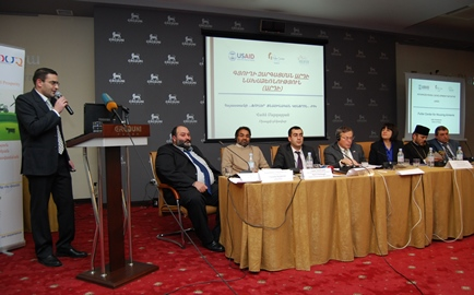 USAID/Armenia and partners launch PRP and ARDI rural economic development projects.