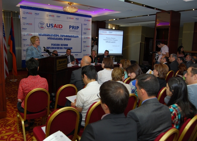 USAID Armenia launches PRIP
