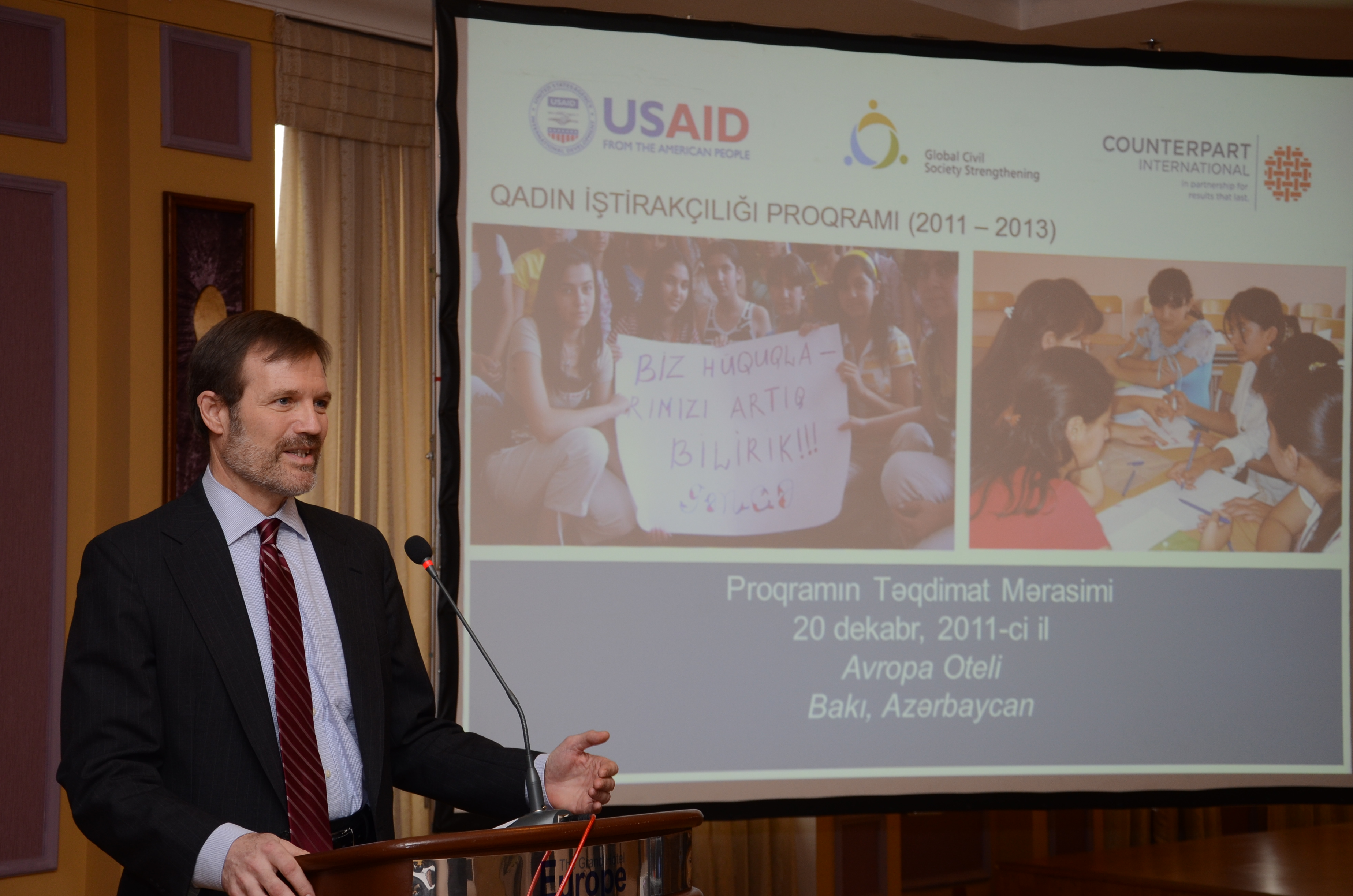 USAID Launches Women's Participation Program