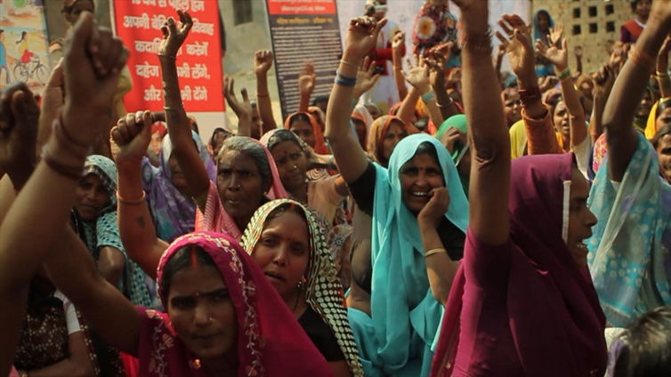 Women's empowerment in India - Half the Sky video image