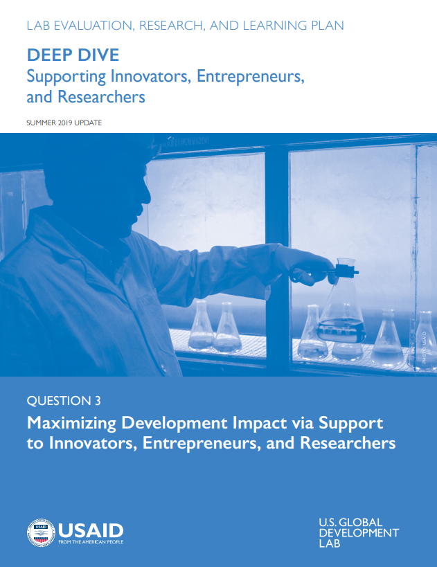 Lab Evaluation, Research, and Learning (ERL) Plan Question 3 Deep Dive