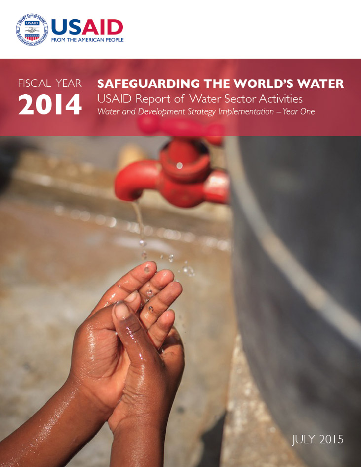 Safeguarding The World's Water - FY 2014