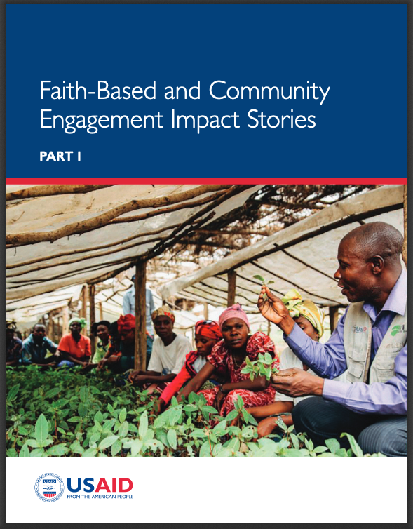 Faith-Based and Community Engagement Impact Stories: Part 1