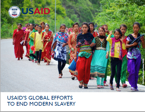 USAID's Global Efforts to End Modern Slavery