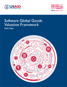 Cover of Software Global Goods Valuation Framework
