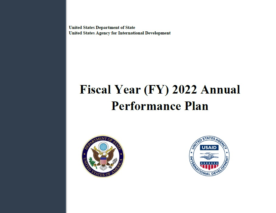 Fiscal Year (FY) 2022 Annual Performance Plan