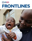 FrontLines July/August 2013: Aid in Action - Delivering on Results