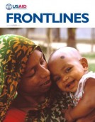 FrontLines May/June 2014: Maternal and Child Health