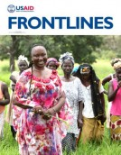 FrontLines March/April 2014: The End of Extreme Poverty