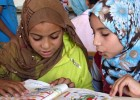 Second grade students who received GILO reading instruction improved their Arabic reading skills much faster than their peers wh