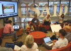 Eight teams participate virtually for final presentations at USAID's hunger hackathon.