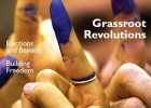 Frontlines Cover; Democracy: Grassroot Revolution