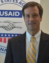 Jonathan Richter, USAID/Benin Country Representative