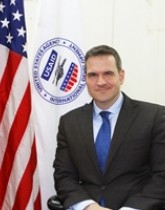 Peter Duffy, Mission Director of USAID/Bosnia and Herzegovina