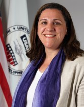 Photo of Helen Pataki, Mission Director of USAID/Sudan
