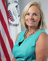 USAID South Sudan Mission Director Leslie Reed