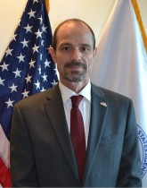 Photo of Jeff Bryan, USAID/Guinea Mission Director