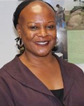 Photo of Lisa Washington-Sow, USAID Country Representative for Mauritania