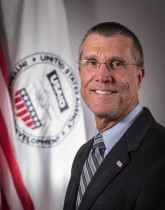 Photo of Jeffrey Ashley, Mission Director of USAID/Sudan