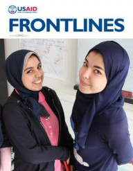 FrontLines May/June 2015: Science, Technology, Innovation and Partnerships