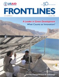 FrontLines Climate Change/Science & Technology Issue