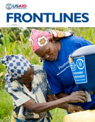 Cover of the September-October 2013 FrontLines