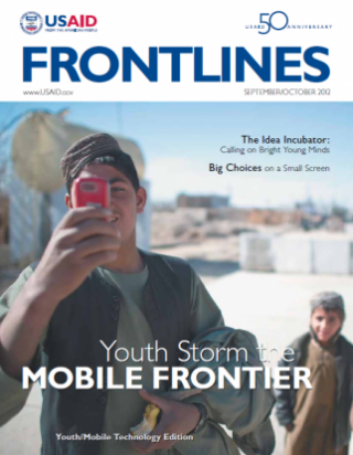 Frontlines: Youth & Mobile Technology - September/October 2012