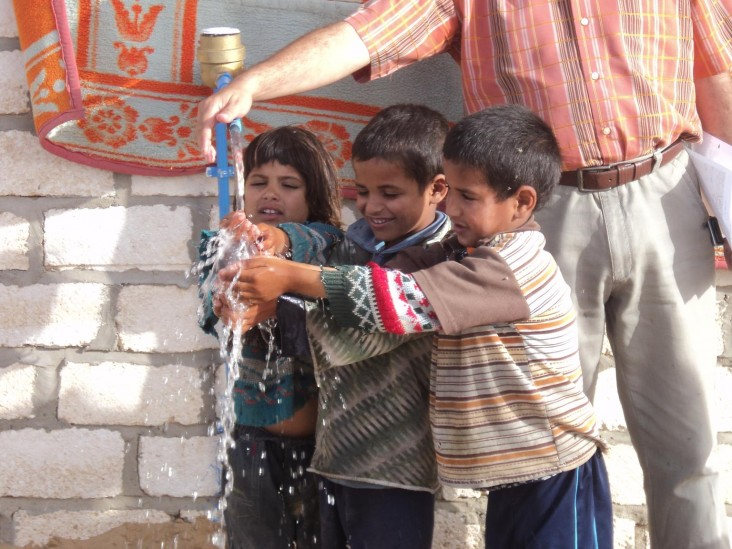 Water resources are fundamental in addressing challenges to human health, economic development, and security.