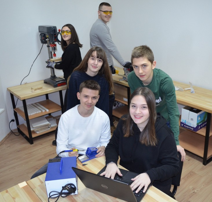 ICT inspires teaching and learning of  21st century skills in Kosovo.
