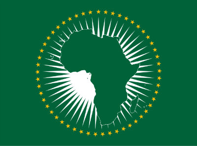 African Union flag