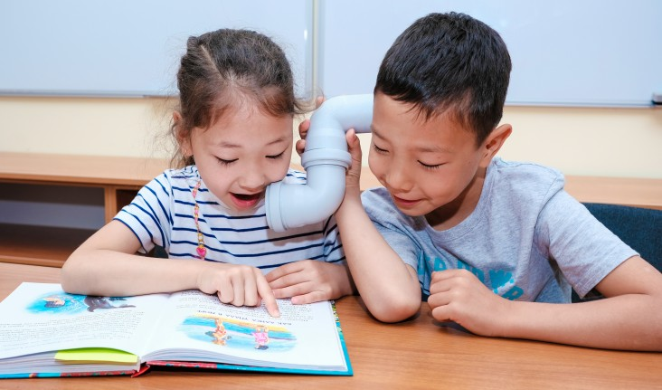 By end of 2017, more than 200,000 students received improved instruction in learning two basic reading skills, alphabet and sound decoding.