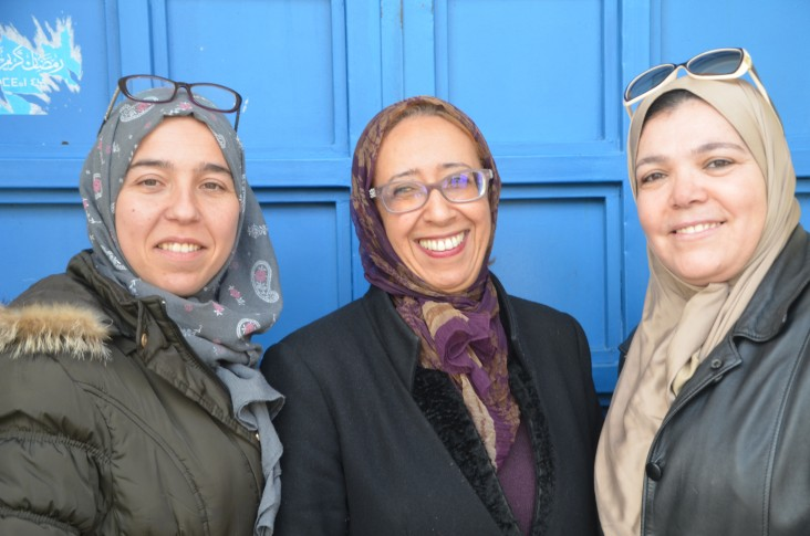 USAID works to build local capacities through direct grants to Moroccan Civil Society Organizations