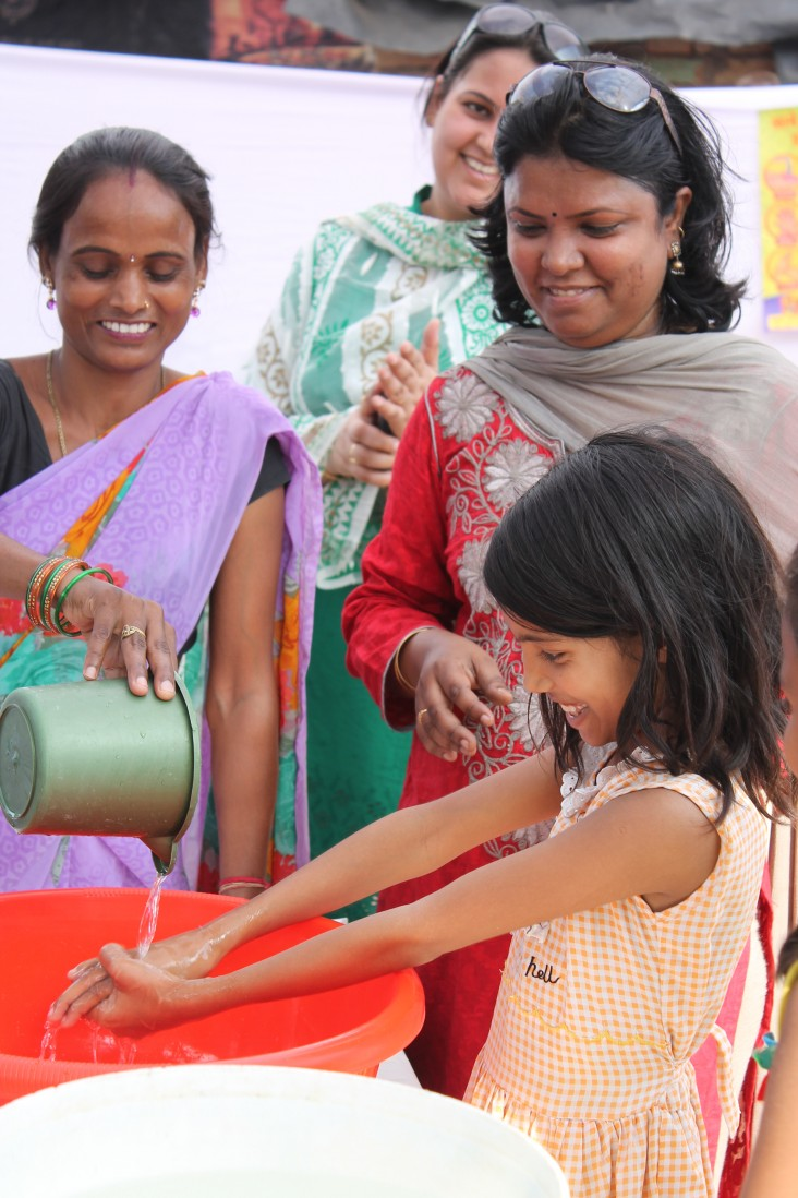 USAID's WASH programs support India's priority to provide clean water and sanitation services to all