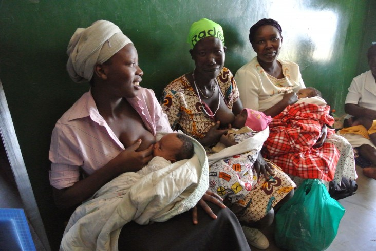 Jhpiego's training package for maternal and newborn health teaches providers lifesaving skills