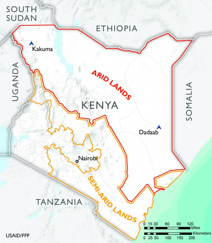 May of Kenya