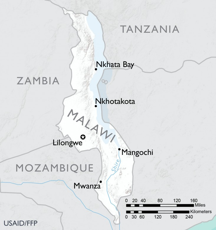 Food Assistance Fact Sheet Malawi Food Assistance Us Agency