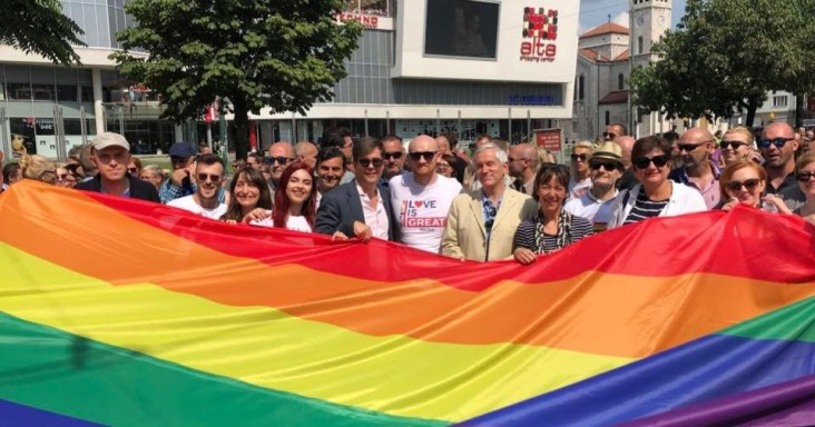 USAID stands at the forefront of the fight for full and equal rights for LGBTI people in Bosnia and Herzegovina.