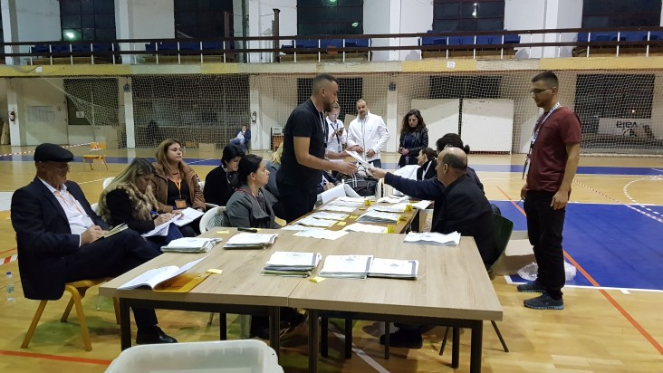 Strengthening Election Administration Activity