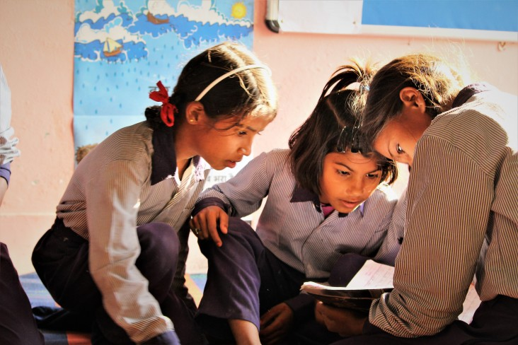 USAID/India is assisting the Government of India to improve the quality of education in its schools.