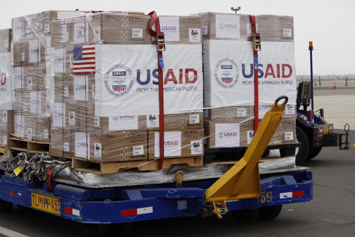 The Government of the United States donated 500 ventilators #madeinUSA to the Government of Peru to support in the fight against COVID-19.