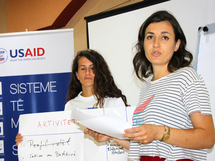 FACT SHEET: Addressing Needs of Women and Girls at Risk of Violent Extremism in Albania