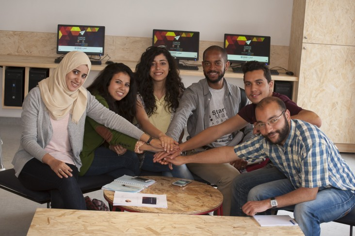 Through activities such as Career Center, USAID is working to promote greater economic inclusion for Moroccan youth.